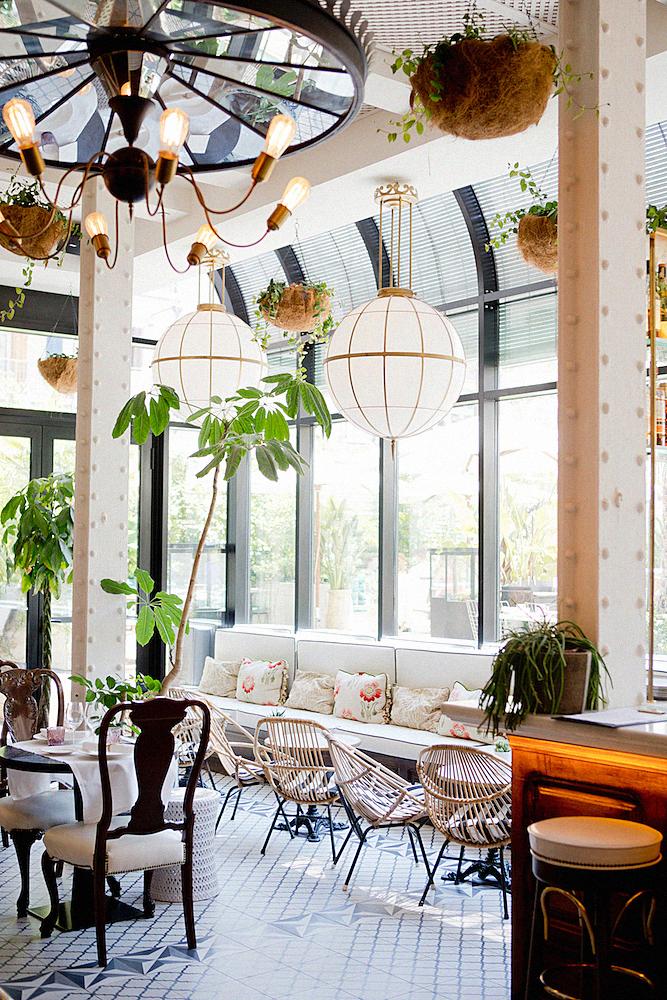 batuar at cotton house hotel barcelona _ where to eat in Barcelona _ restaurants Barcelona _ Barcelona food