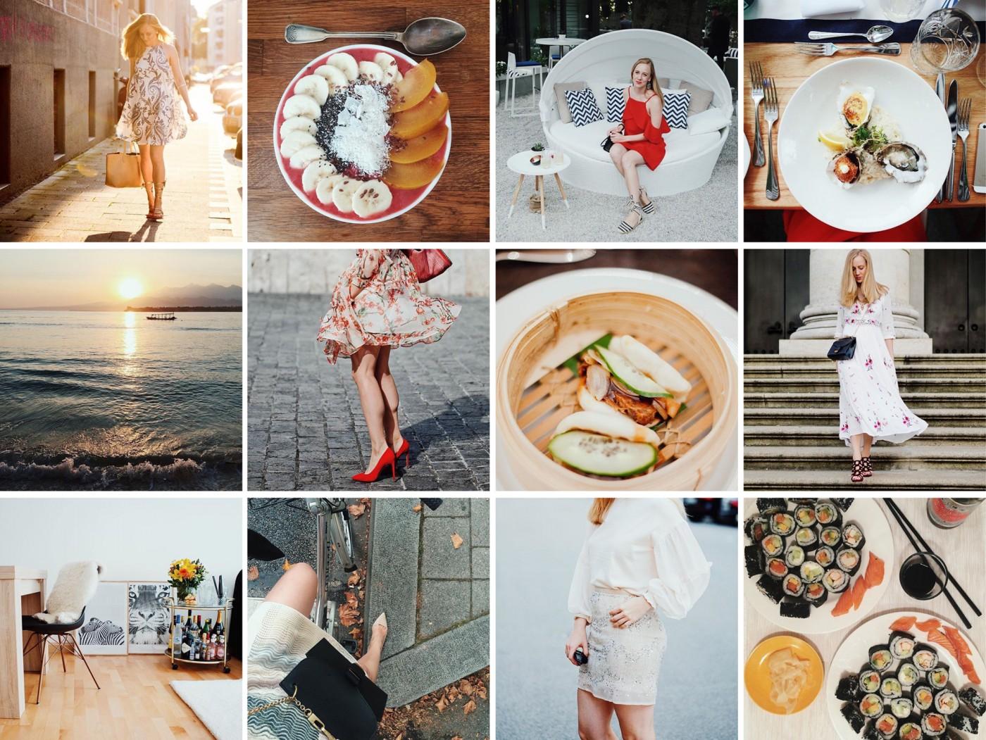 Instagram recap september the golden bun
