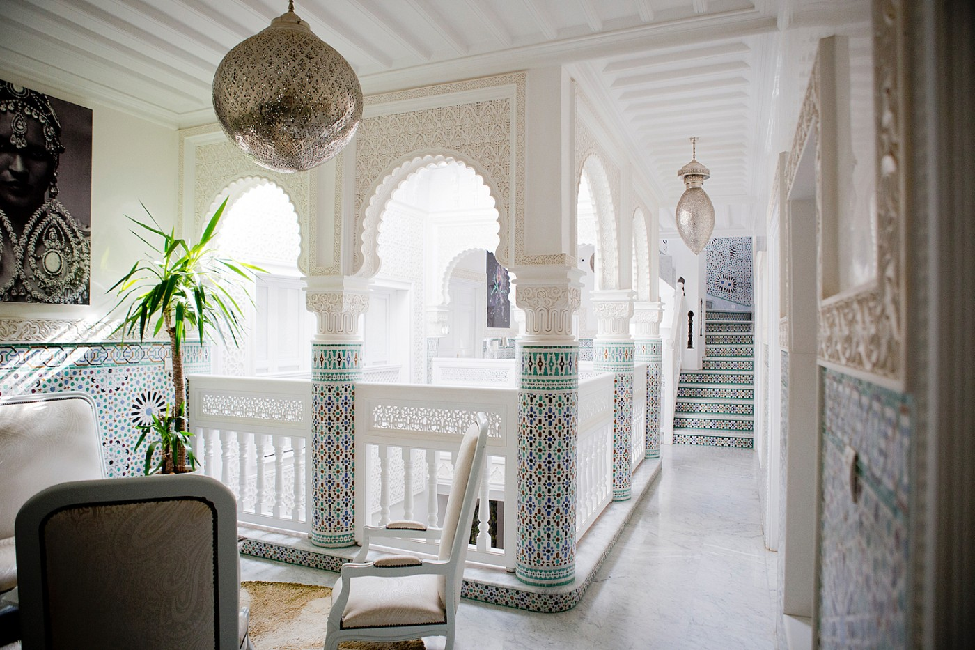 Dar Grawa – traditional Moroccan hotel in Marrakech