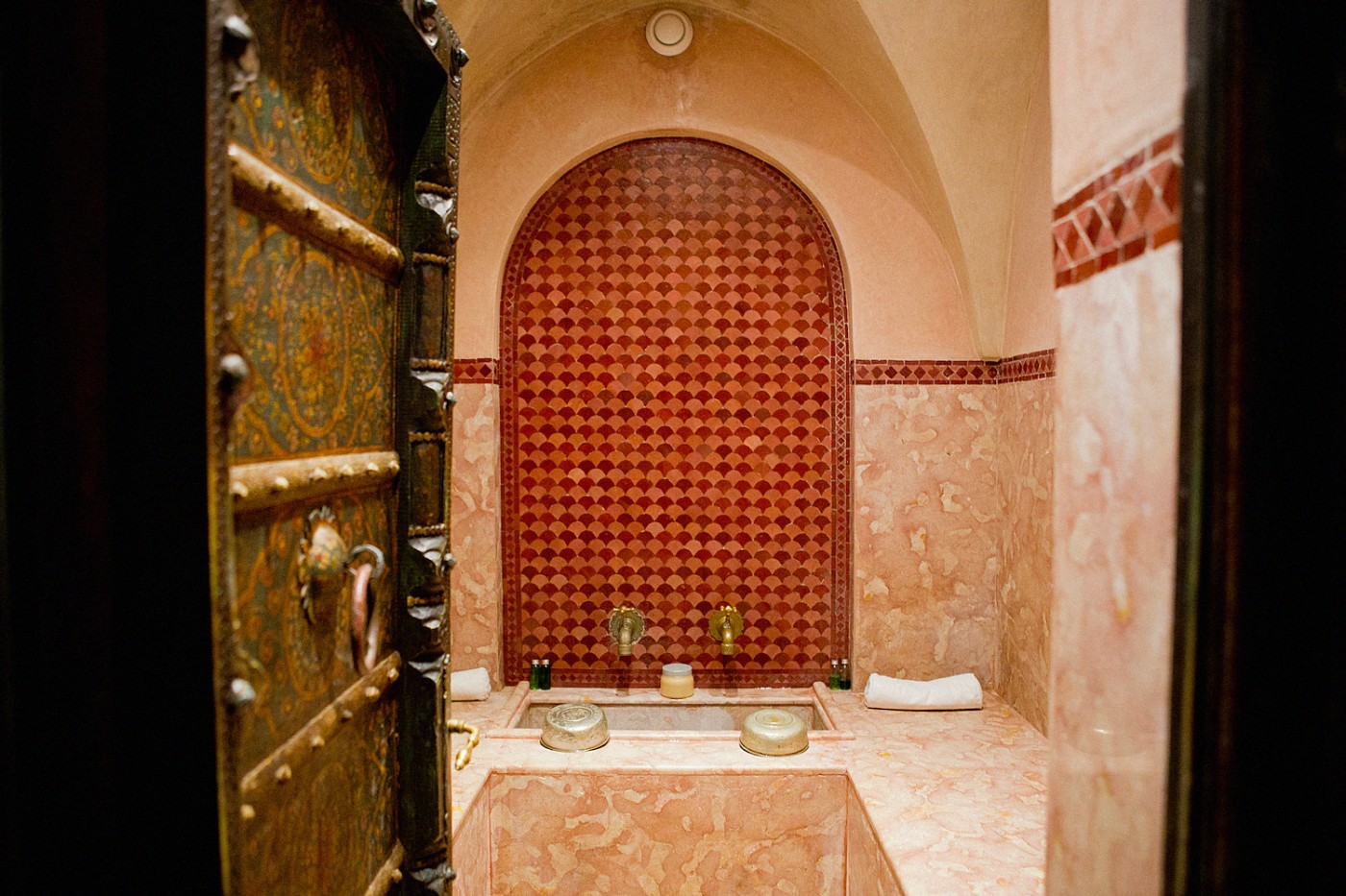 Marrakech | Royal Hammam at La Sultana