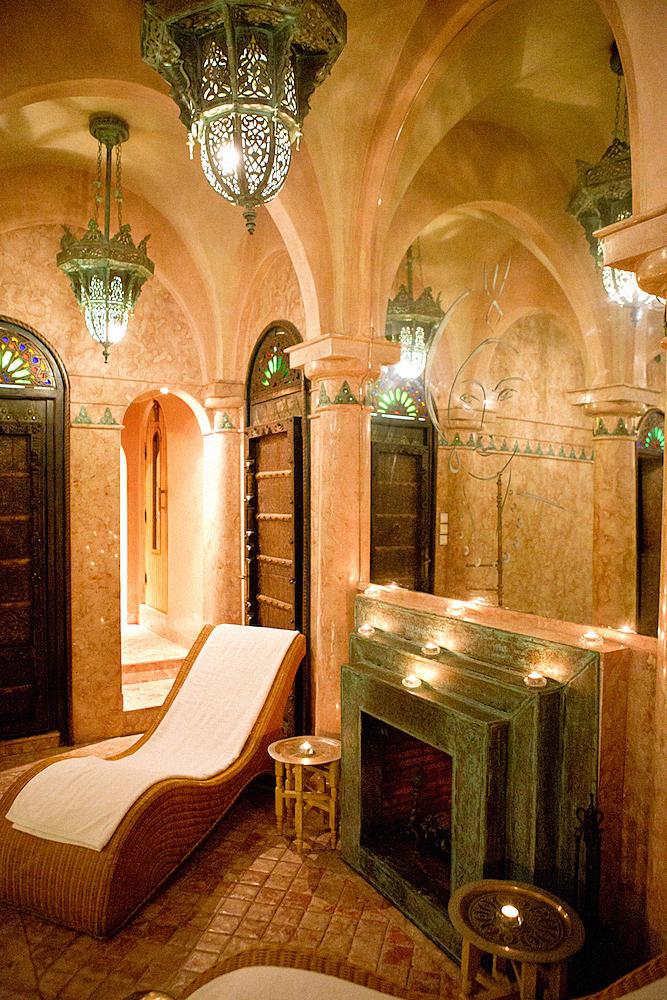 La sultana marrakech spa royal hammam 6 The Golden Bun