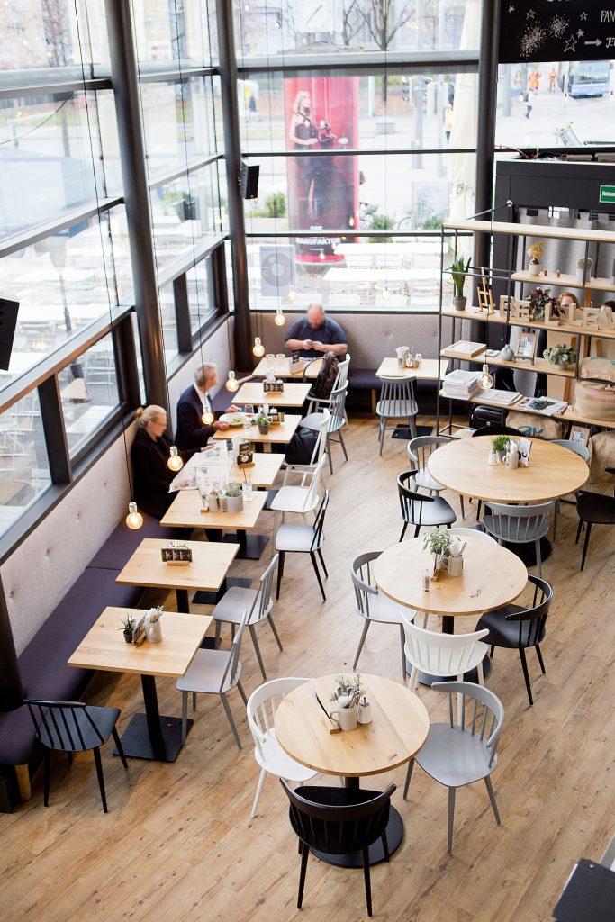 restaurants in munich bellevue m nchen at nordbad. Black Bedroom Furniture Sets. Home Design Ideas