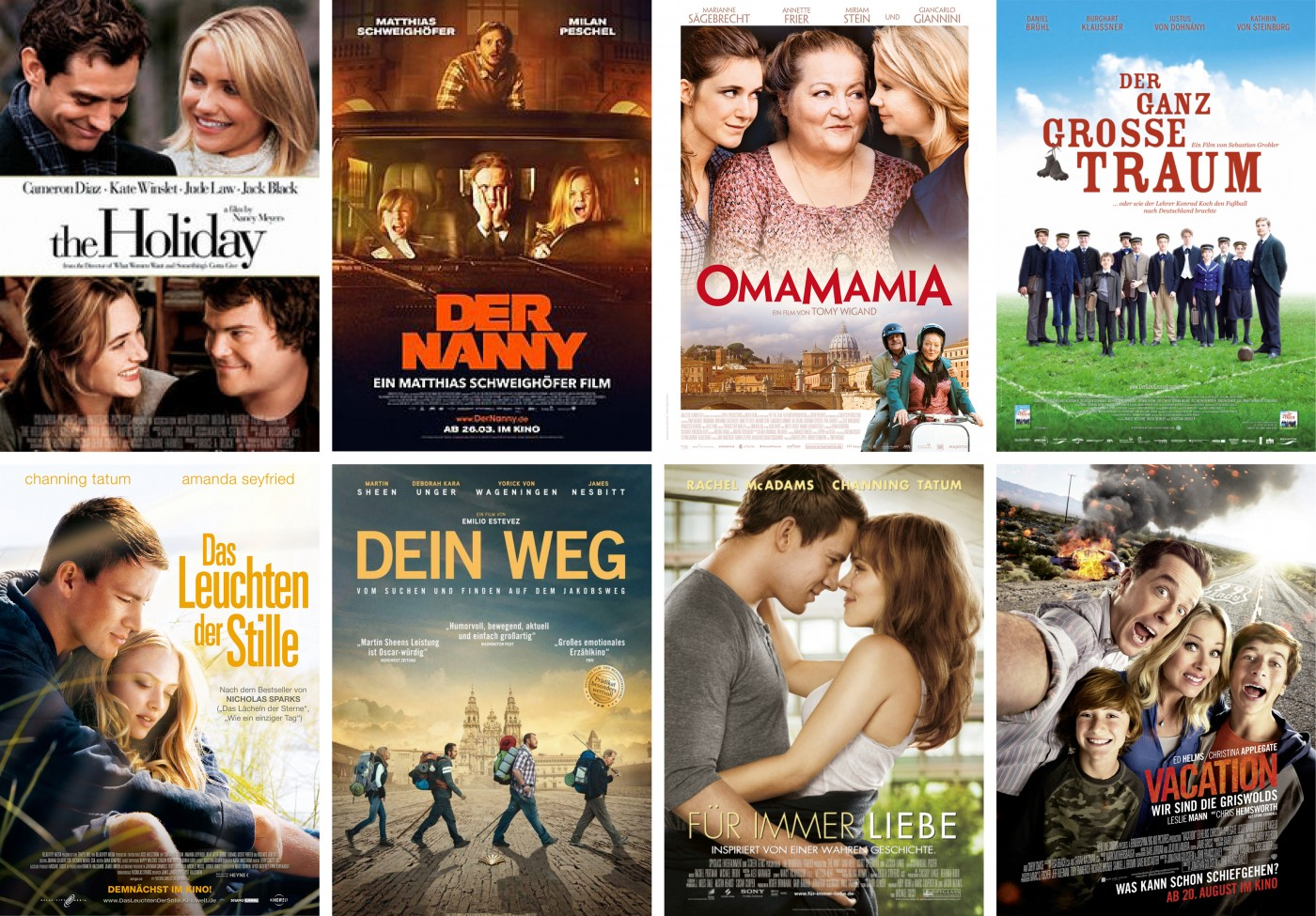 Movies to see with your boyfriend