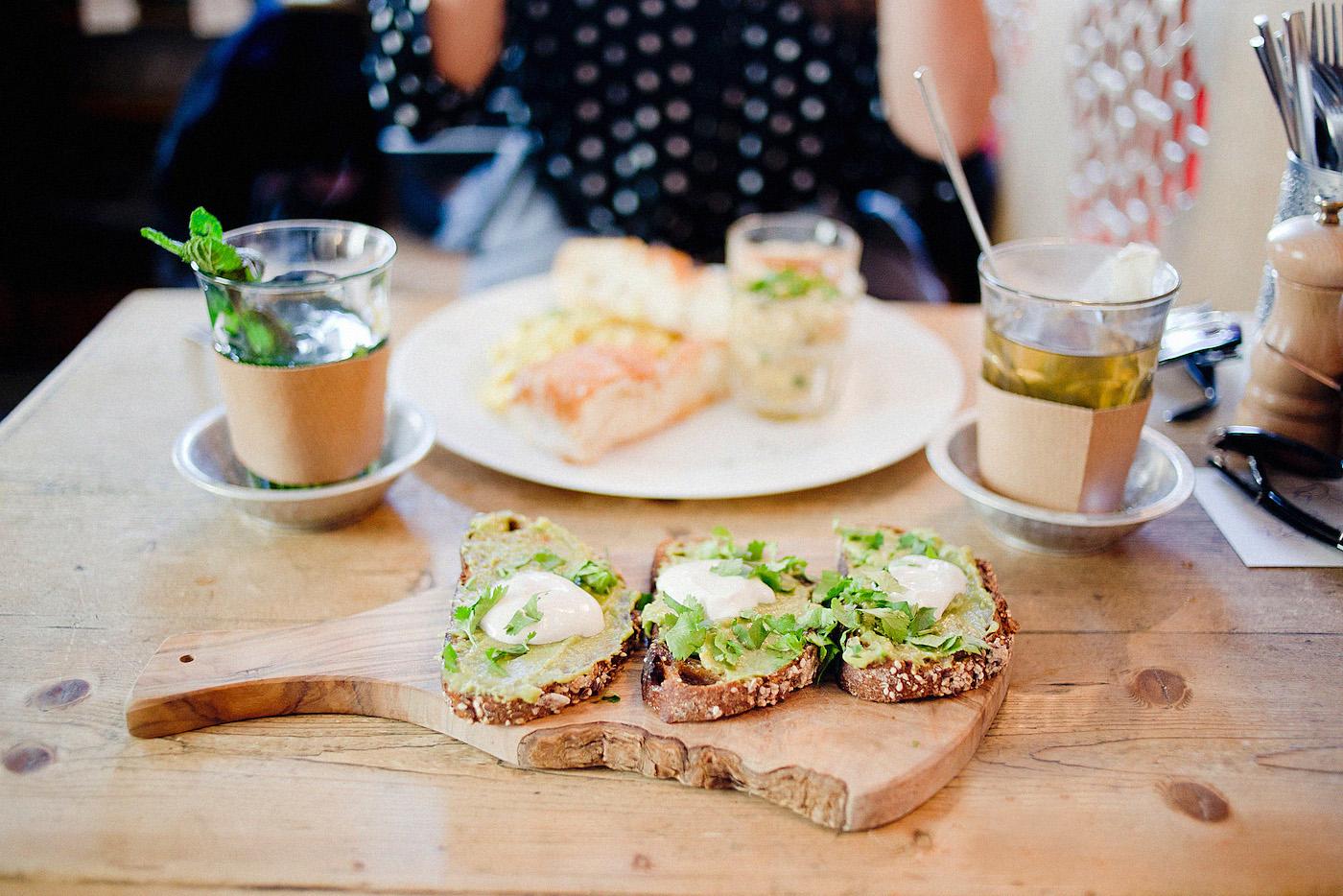 Cafés in München |Frühstück im Das Maria
