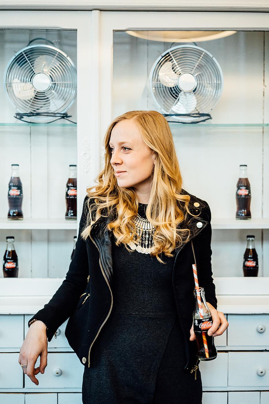 coke zero sugar taste the feeling event #tastethefeeling in berlin The Golden Bun