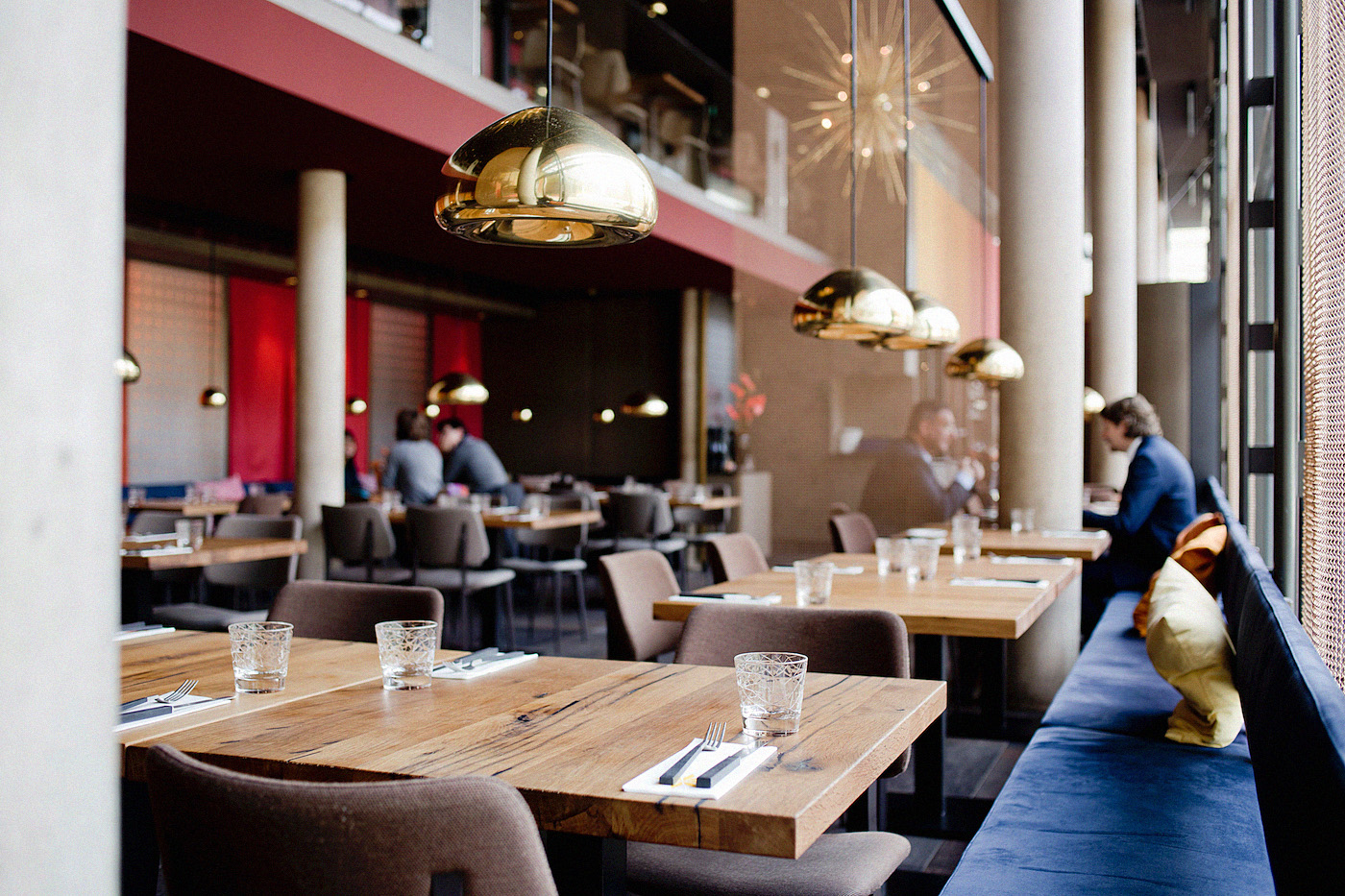 Lunch at The Spice Bazaar –<em>Restaurants in Munich</em>