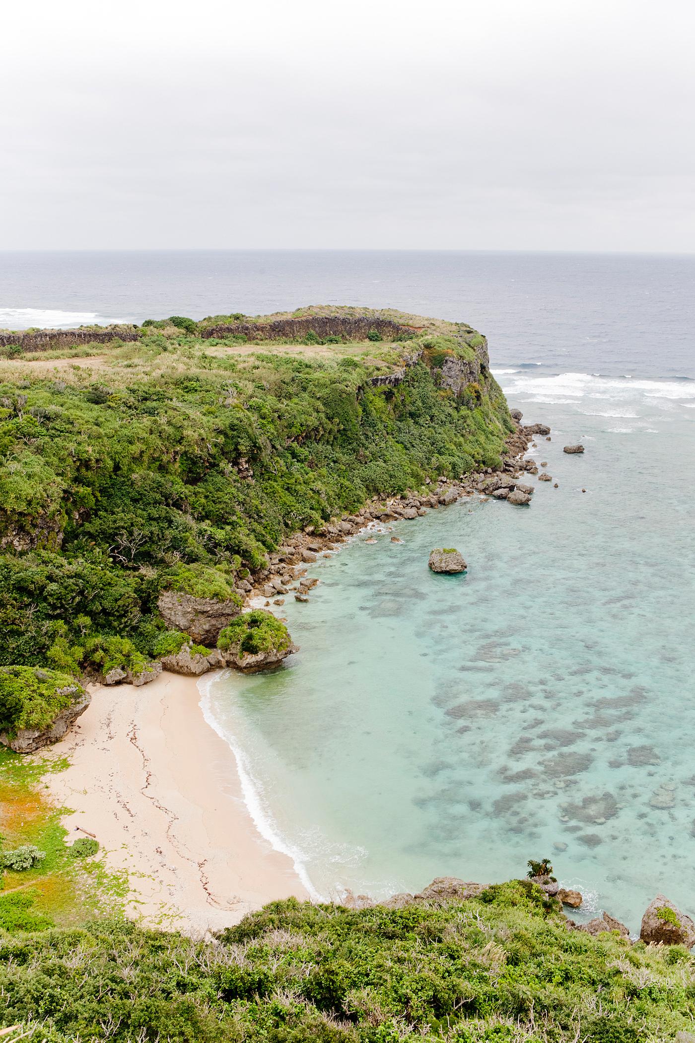 The golden bun - okinawa travel guide - okinawa beach - okinawa klima - japan islands
