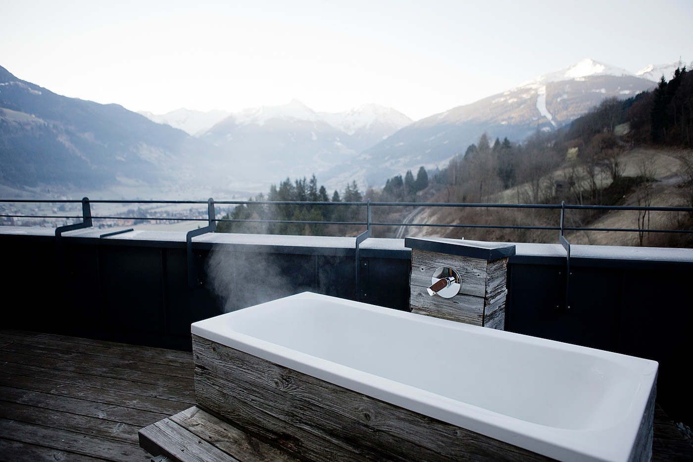 Waking up in the mountains | Das.Goldberg in Salzburger Land – <em>4* Design Hotel</em>