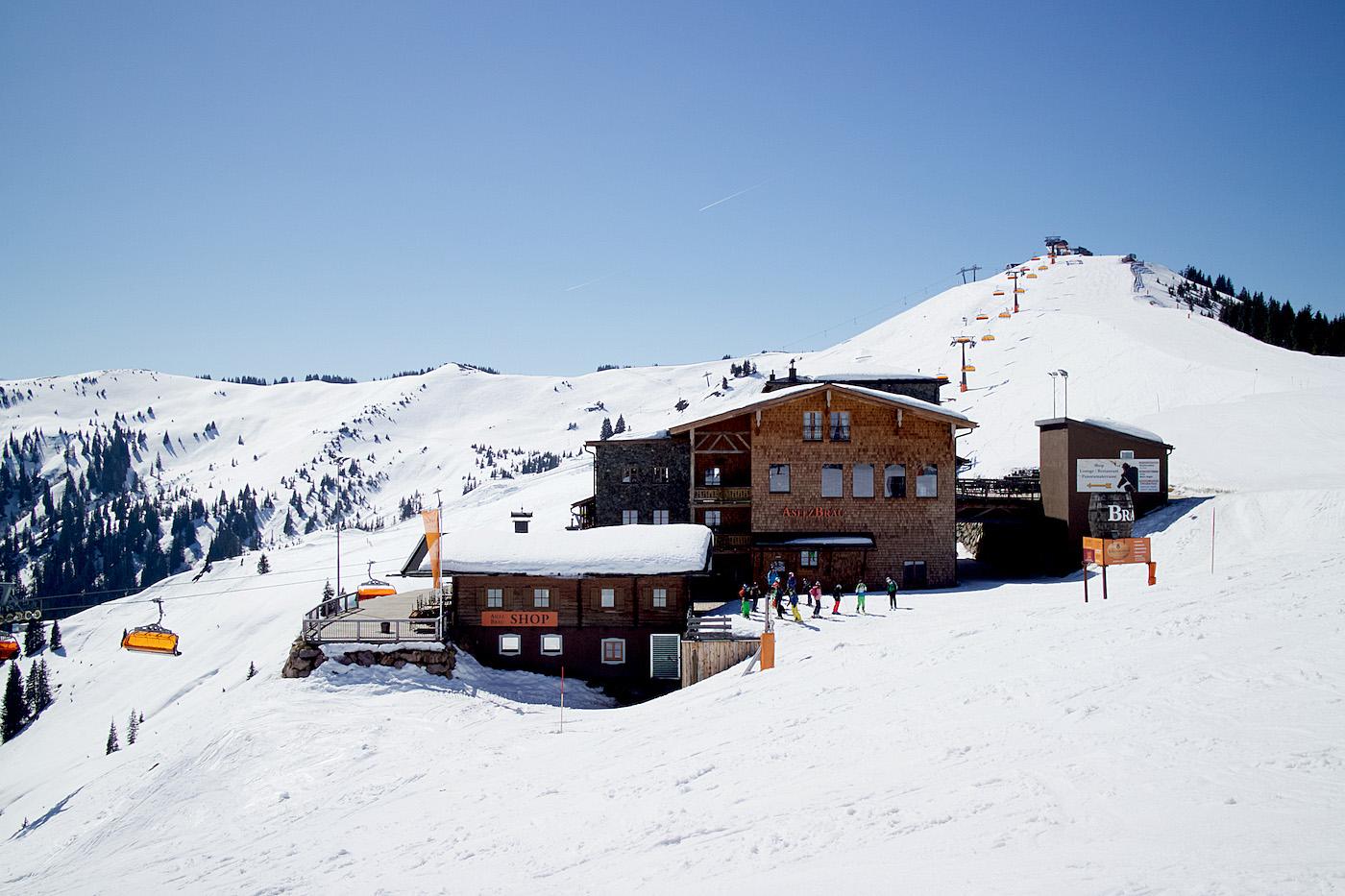 #homeoflässig |The last ski weekend in Saalbach Hinterglemm