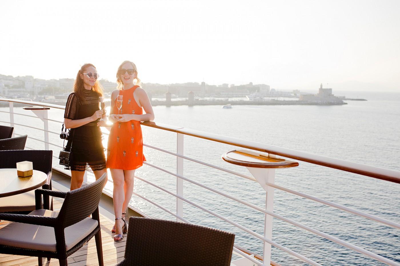 My <em>first</em> Cruise |MS Europa 2