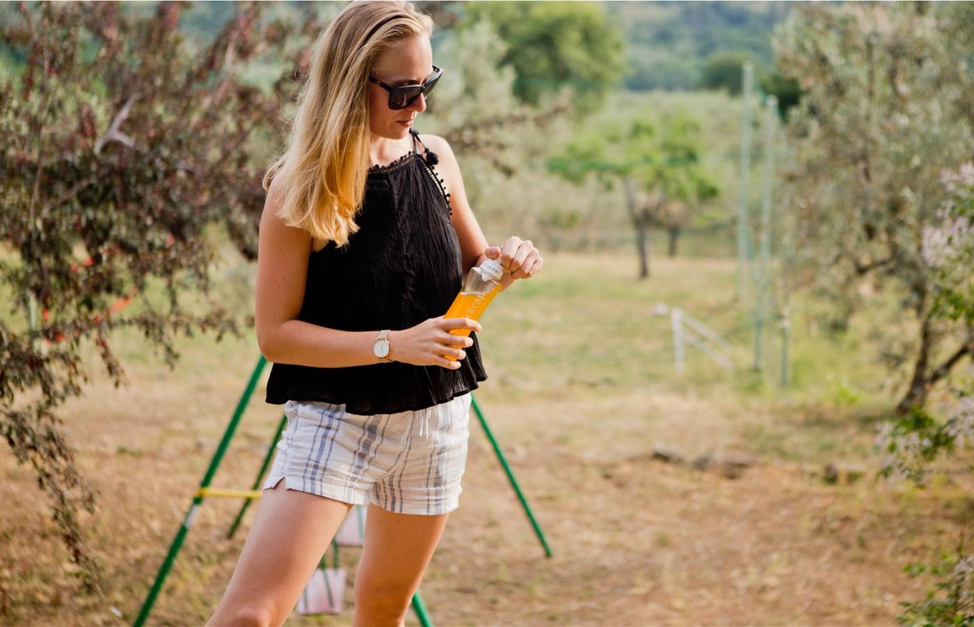 <em>Ciao Toscana!</em> getting summer ready with Quickcap Sun