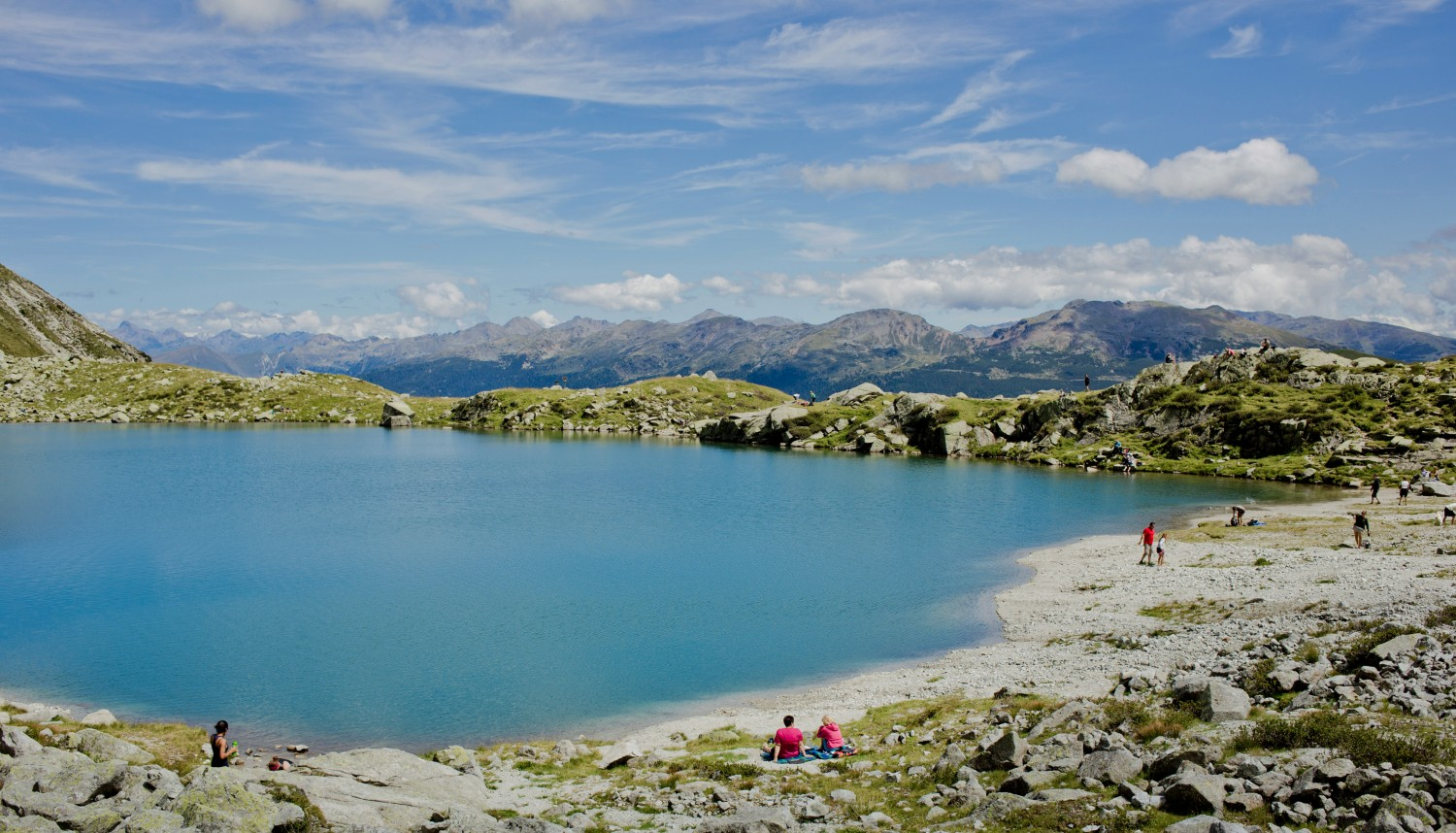 Hiking recommendation in South Tyrol | Kratzbergersee