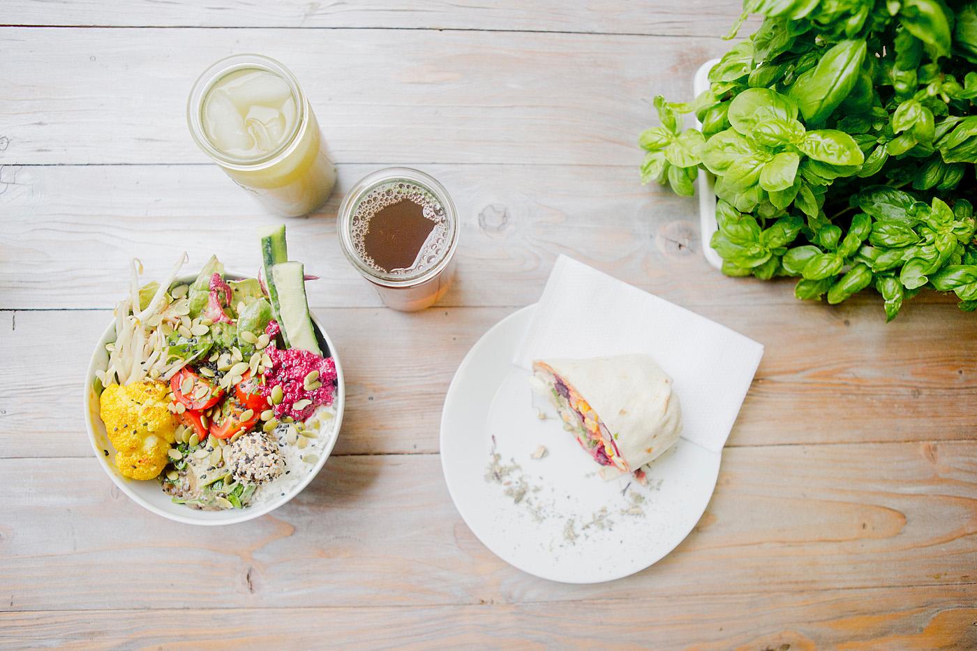 Cafés in Munich |Rebella Bex <em>vegan café</em>