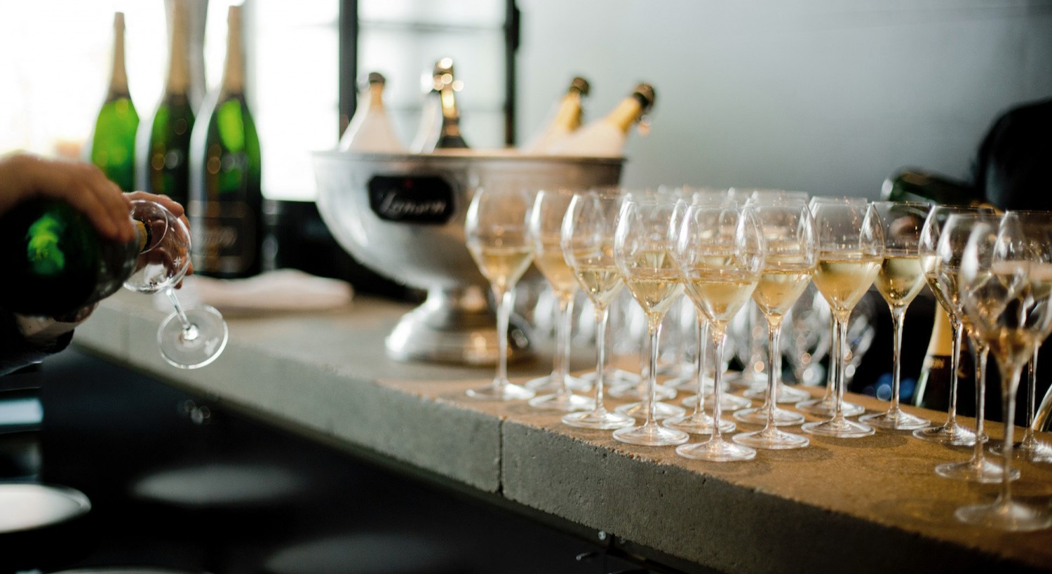 A glass of Champagne, please!<br><em>Champagne tasting with Champagne Lanson</em>