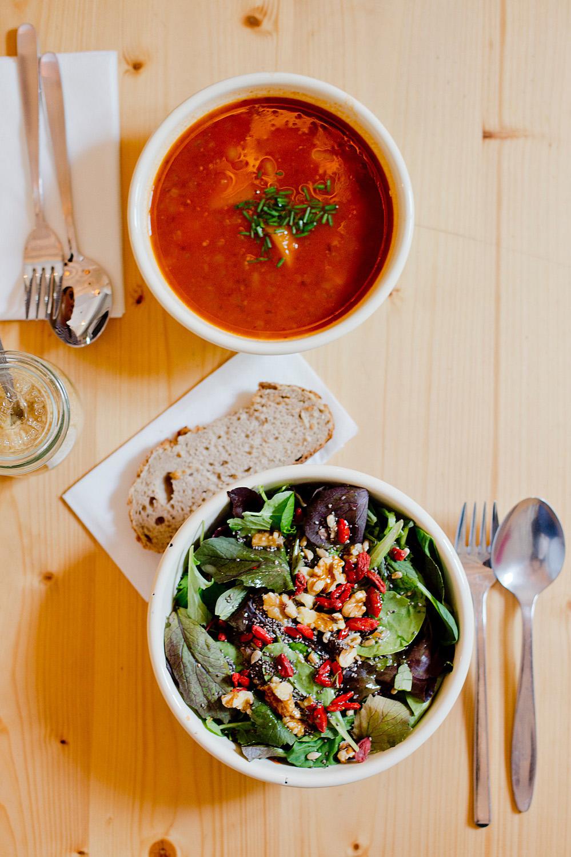 Emmi's Kitchen München, Vegetarisches Restaurants München, Vegetarian Restaurant Munich