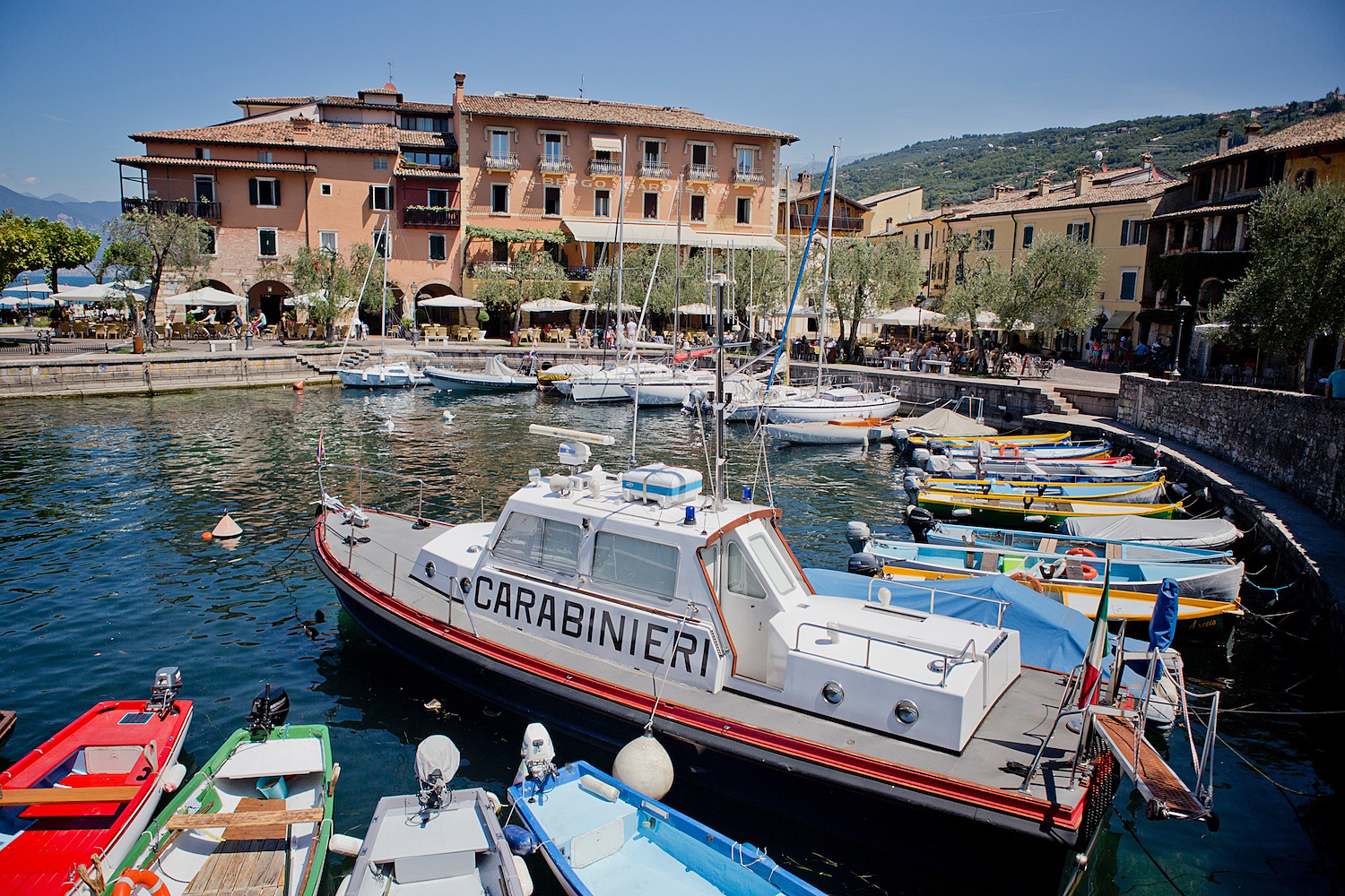 My summer at Lake Garda <em>day trips and restaurant recommendations</em>