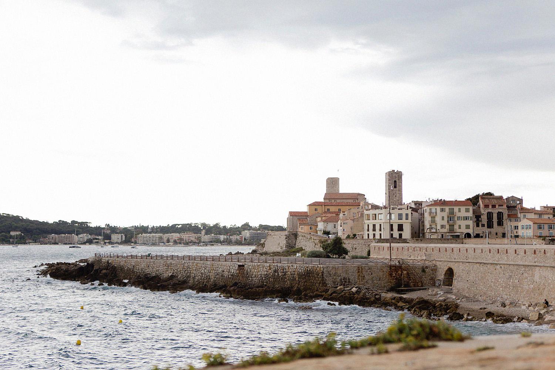 Côte d'Azur in September #3 | Antibes & Juan-Les-Pins