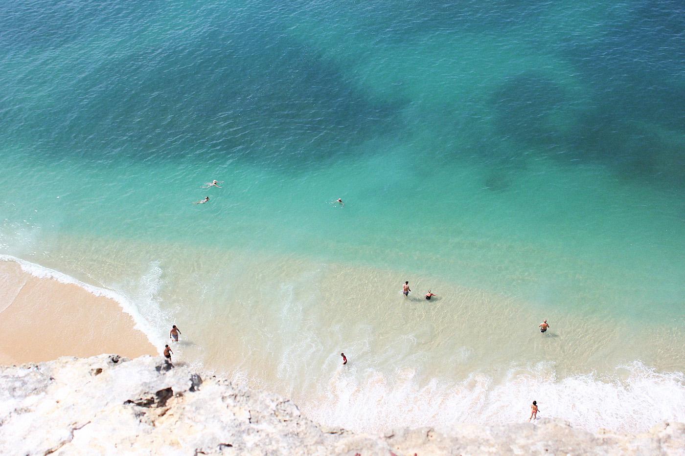 Algarve – die südliche Küste Portugals, Urlaub in Carvoeiro