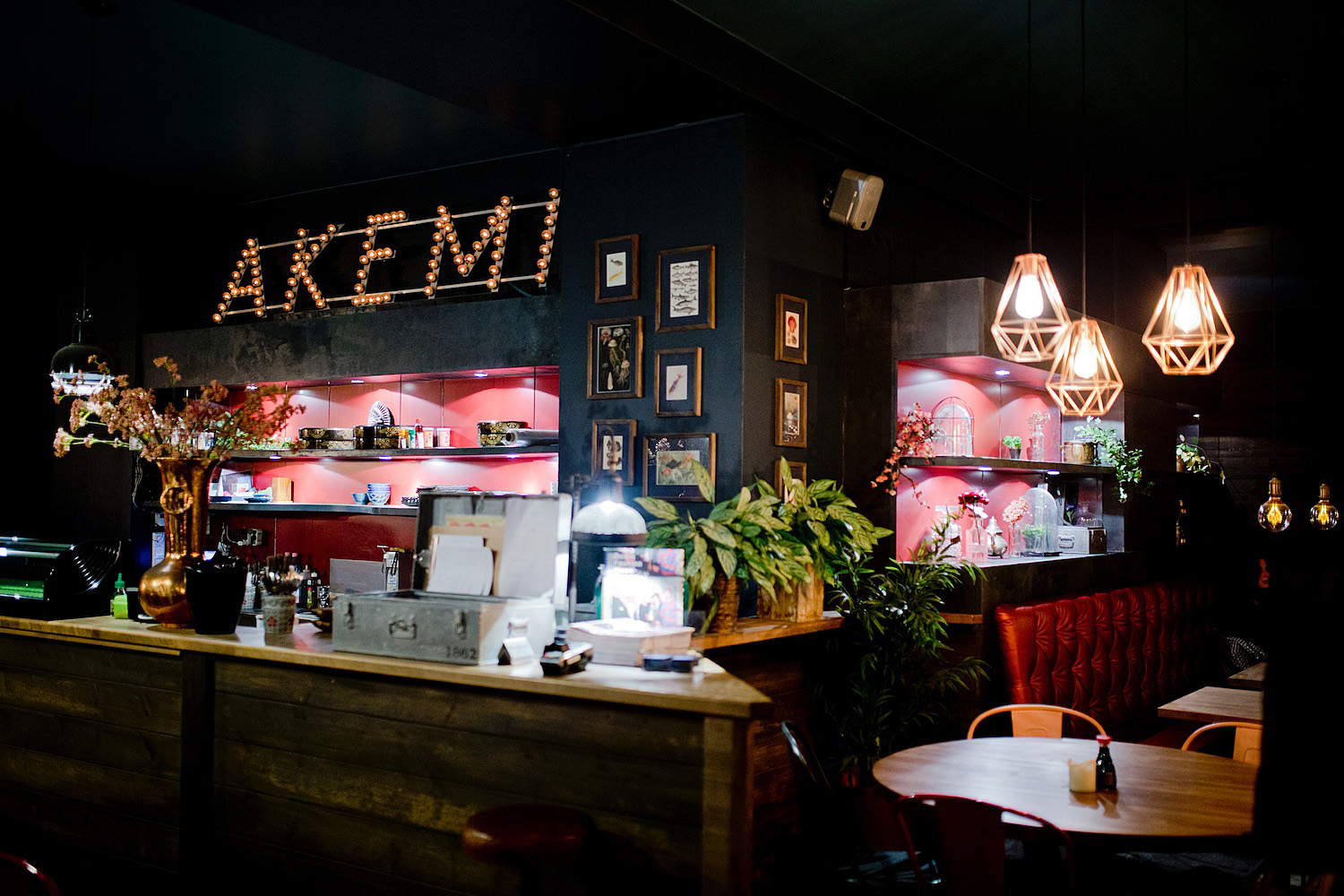 Asian restaurant in Berlin | Akemi – Fusion dinner in Prenzlauerberg