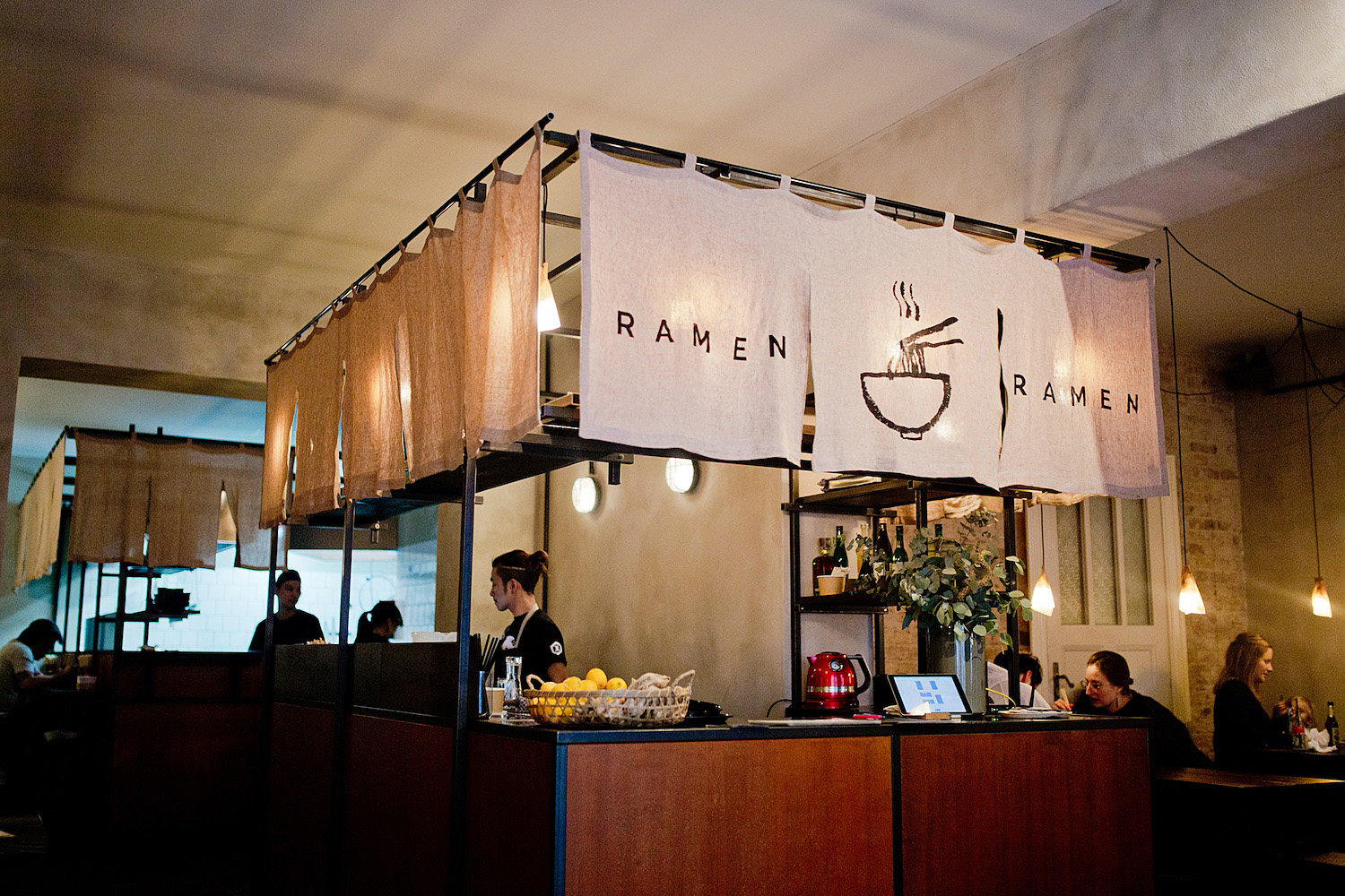 Japanese restaurant in Berlin | Ramen x Ramen