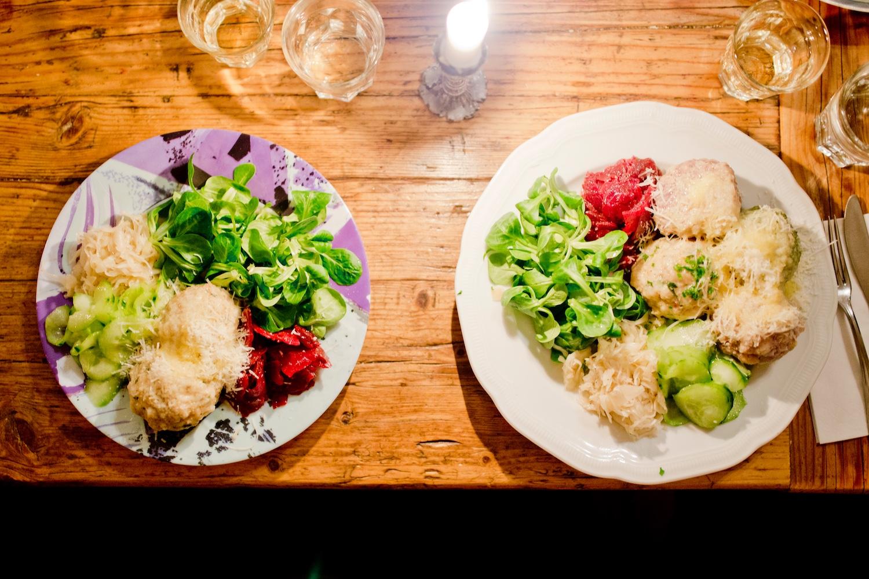 Restaurant in Berlin |Knödlwirtschaft in Neukölln