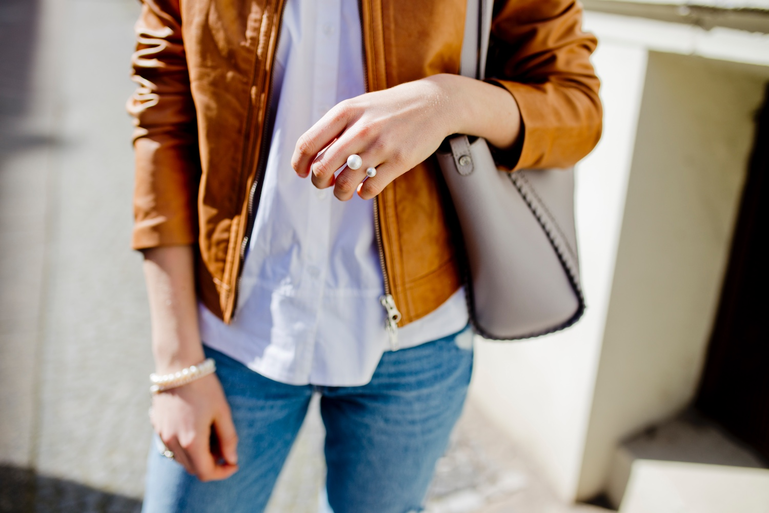 The perfect weekday bag