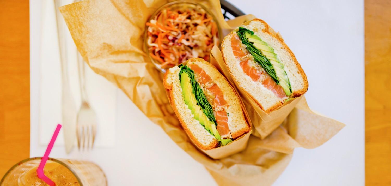 Brunch in Paris | Paperboy – Japanische Sandwiches mit einem Twist