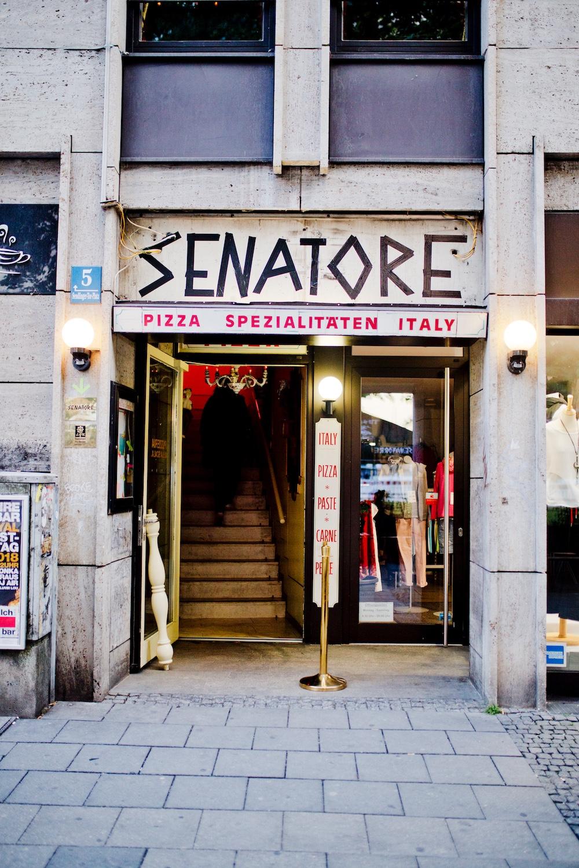 senatore bar münchen sendlinger tor pizzeria