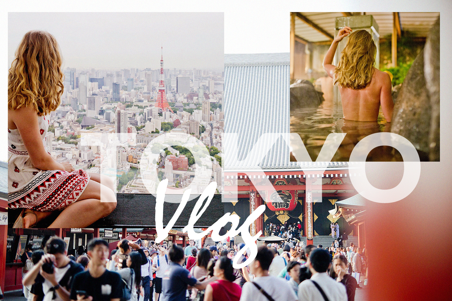 My TOKYO vlog is live!