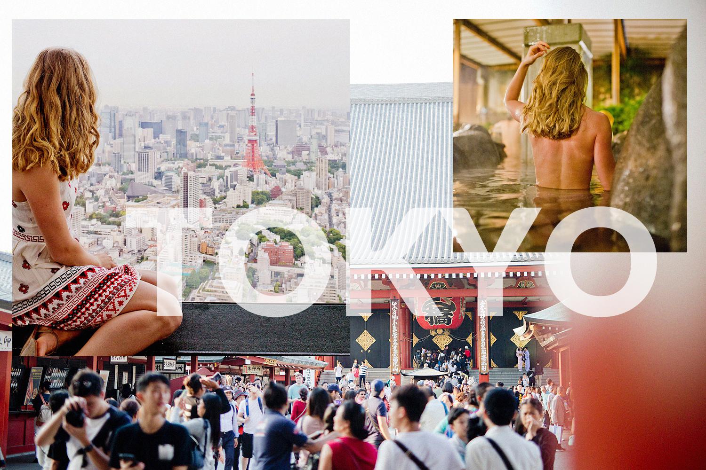 My TOKYO vlog is live!
