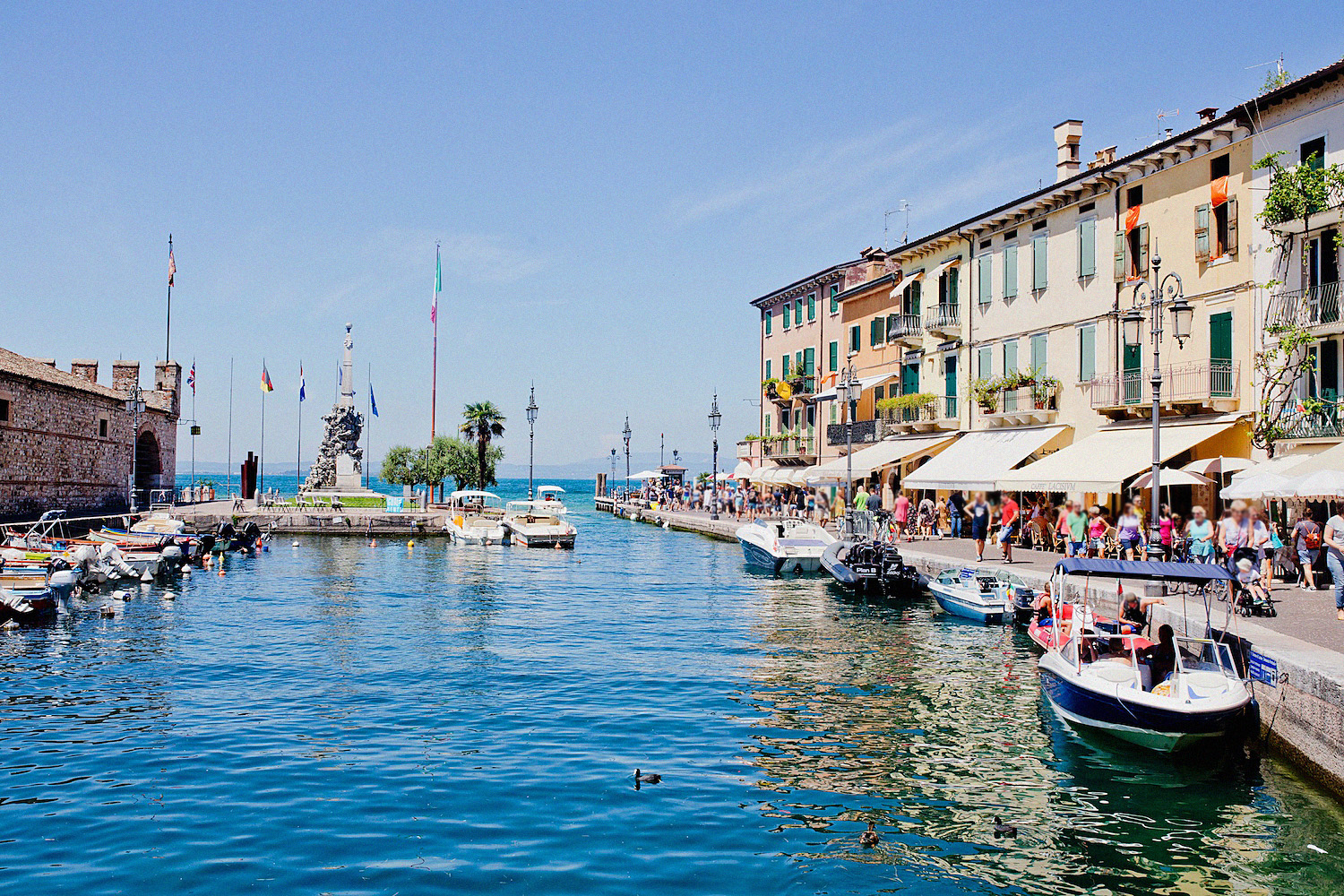 Weekend at Lago di Garda & taking a summer break
