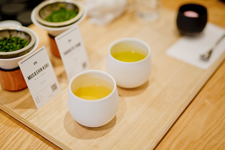 Saryo Tokyo | modern tea tasting experience tokyo1