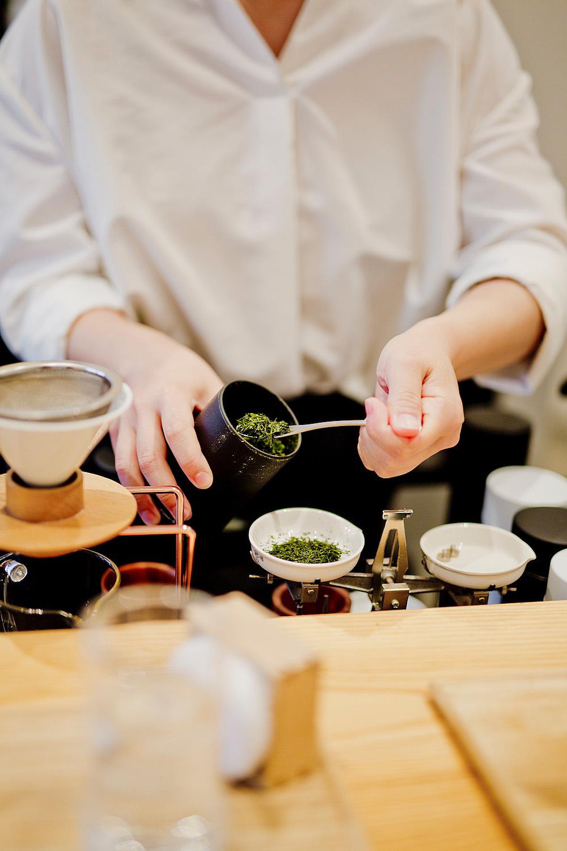 Saryo Tokyo | modern tea tasting experience tokyo