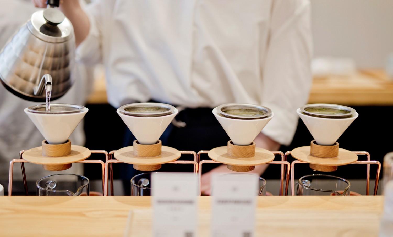 Things not to miss in Tokyo |Minimalist tea tasting at SARYO