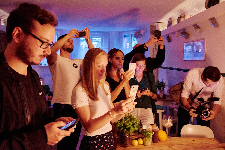 Die Küche Berlin Kreuzberg Gin Mare MedTransfers Tour