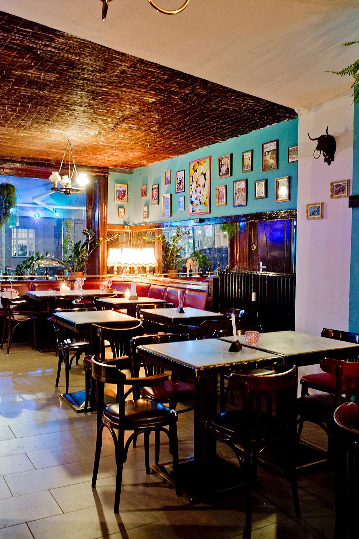 Oh Madriz Tapas Bar Berlin Kreuzberg