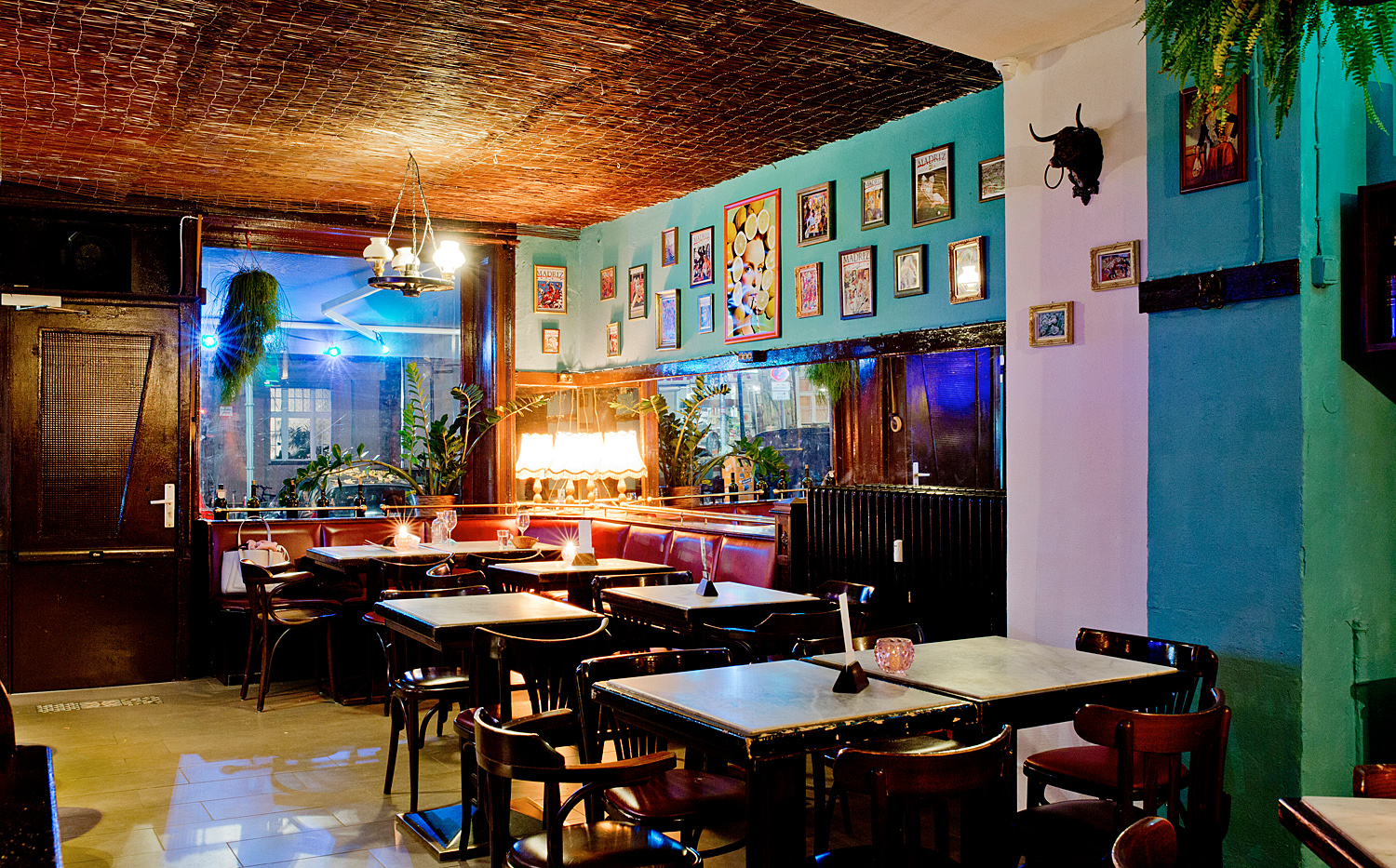 Oh Madriz – cocktails & tapas in Kreuzberg