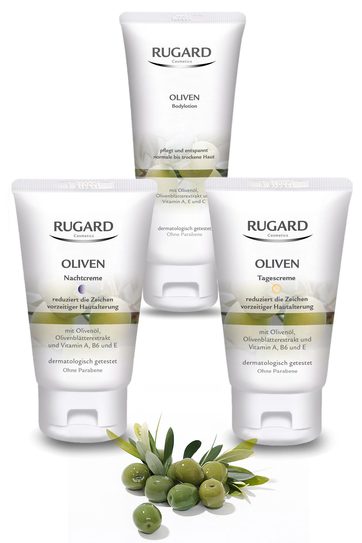Rugard Oliven-Pflege