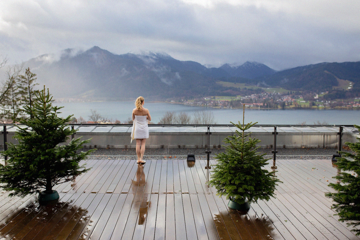 Girls' Spa Getaway | DAS TEGERNSEE (hotel & day spa)