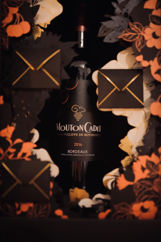 Mouton Cadet Bordeaux Rouge - Philippe de Rothschild
