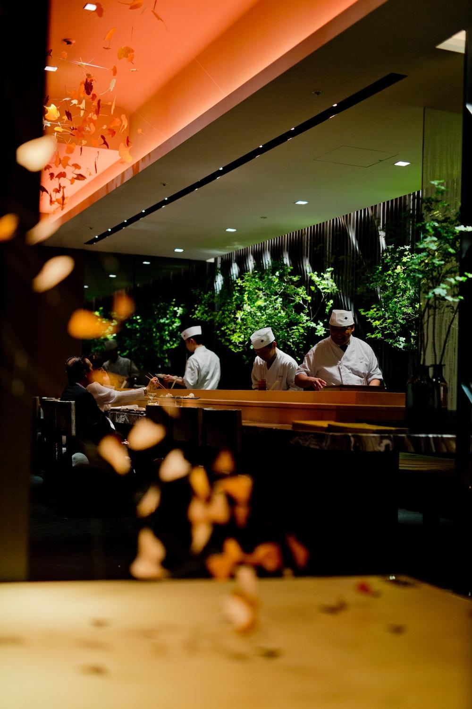 Shangri La Tokyo Restaurant Experience Sushi