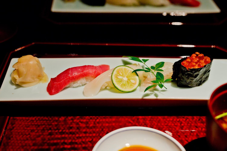 Fine dining in Tokyo | Nadaman at Shangri-La Tokyo