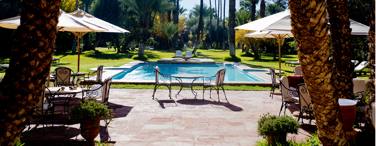 Dar Ayniwen – a hidden garden hotel gem in the midst of the Palmeraie of Marrakesh
