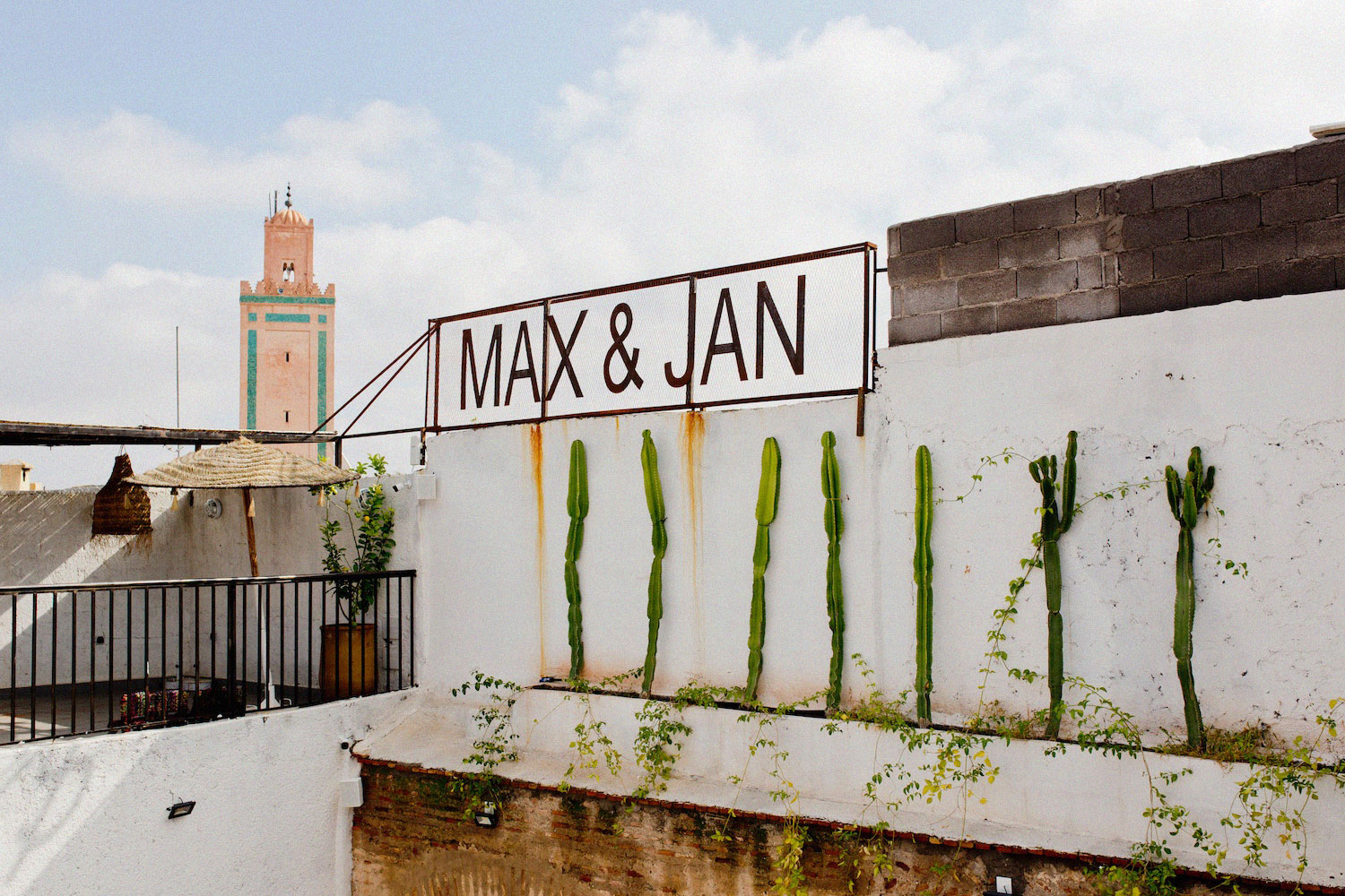Marrakesh Shopping | Max&Jan Concept Store