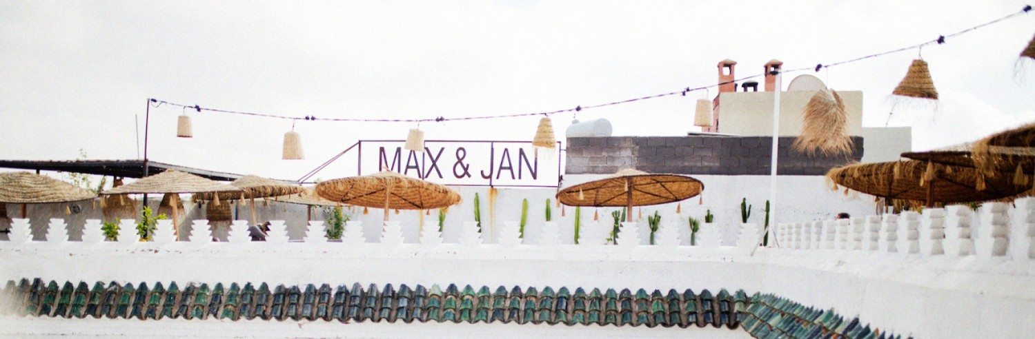 Marrakesh Shopping Tipp | Max&Jan Concept Store