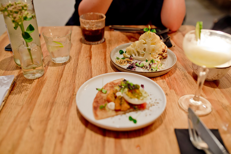 Berlin Israeli Restaurant Gordon Schillerkiez - Tasting menu - 1