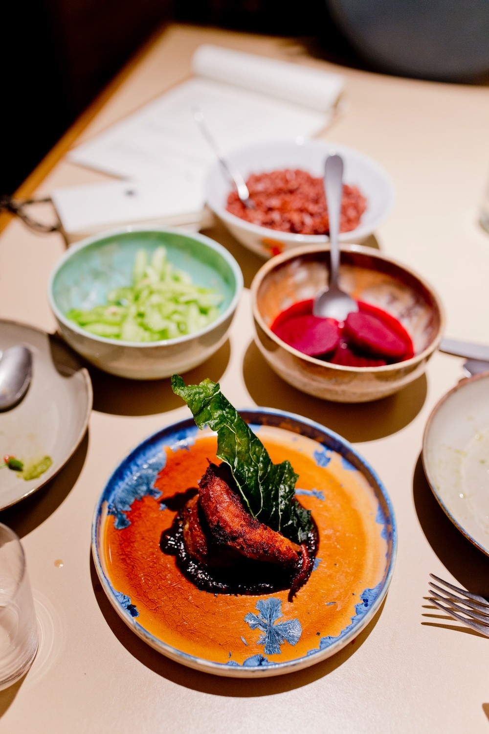 Kin Dee | Asian fine dining in Berlin Schöneberg