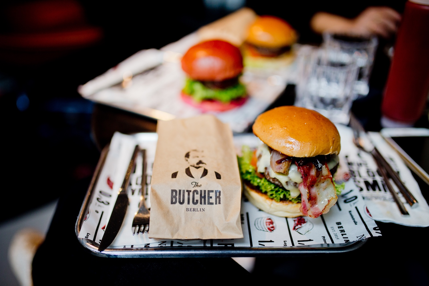 www.thegoldenbun.com | The Butcher Burger in Berlin Charlottenburg
