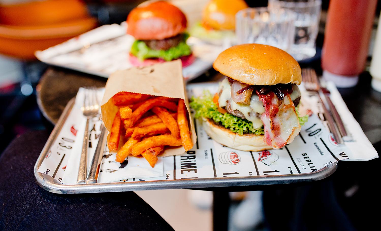 The Butcher –Burger & Milkshakes in Berlin Charlottenburg