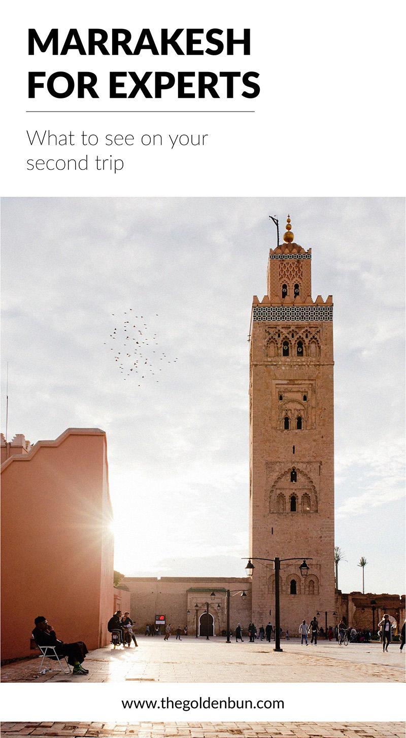 www.thegoldenbun.com |Second visit Marrakesh travel trip // Reisetipps Marrakesch Aktivitäten